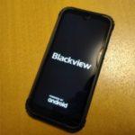【レビュー】格安スマホBlackview BV5900の第一印象
