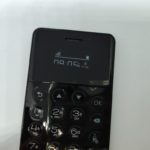 NichePhone-Sを2日間使ってみて
