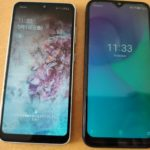 Galaxy A20とOUKITEL C15 Proを比較してみました