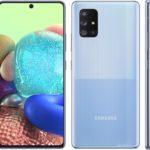Samsung Galaxy A71 5G UWスペック情報