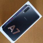 Galaxy A7にAndroid 10へのOSアップデートが来た!