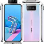 ASUS Zenfone 7 ZS670KSスペック情報